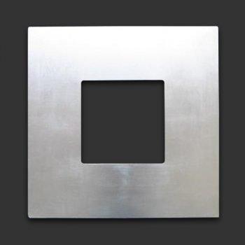 Marco espejo plata