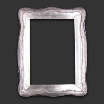 Marco espejo onda suave
