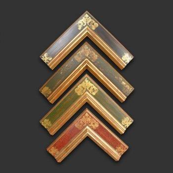 Marco artesano 3 colores